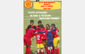Le Fc Montmorency recrute